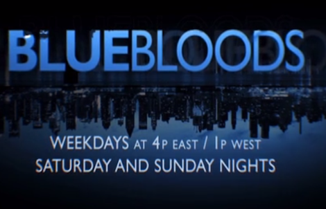 Blue Bloods TV Promo
