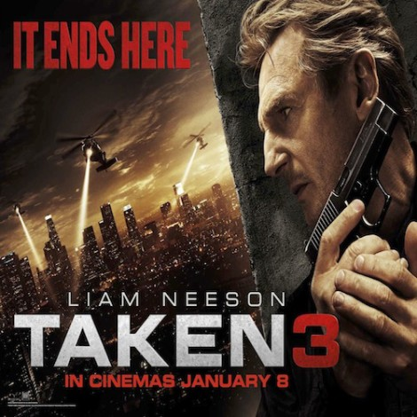Taken 3 Theatrical Trailer