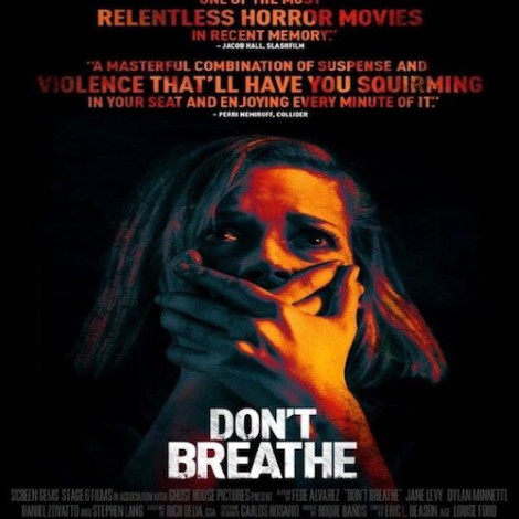 Don't Breathe Theatrical Trailer