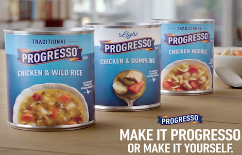 Progresso Soup 'Opus'