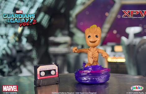 Groot Toy Commercial – Guardians Of The Galaxy (Jakks Pacific)
