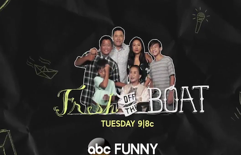 Fresh Off The Boat ABC Promo – Pie vs. Cake-